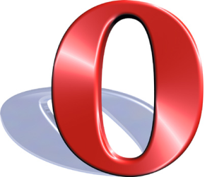 Opera Logo ongoing issue graphic