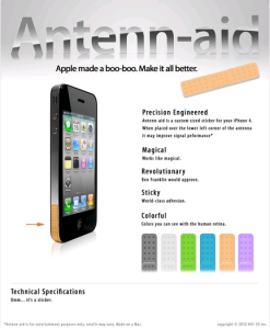 Antenn-aid for iPhone - Ongoing Issue Image