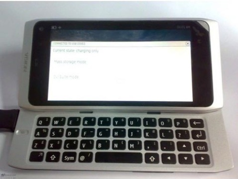 Nokia N9 leaked image - Ongoing Issues