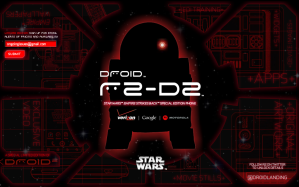 R2D2 Droid2 tease page - Ongoing Issues Graphic