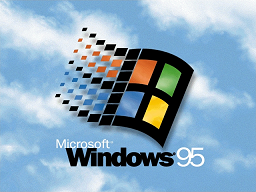 Windows 95 Logo - Ongoing Issues