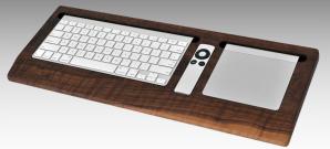 Combine black walnut keyboard mod