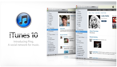 iTunes 10 - Ongoing Issues Pic