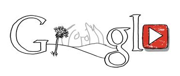Google John Lennon Birthday Doodle