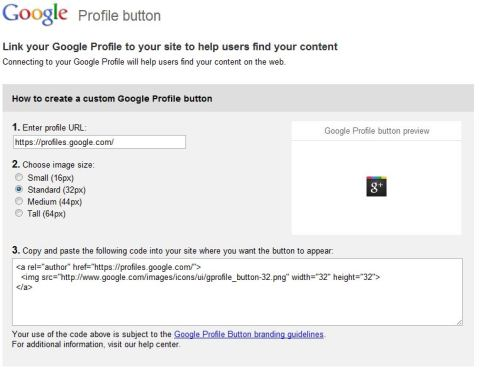 Google Profile Button Screen Capture - Ongoing Issues