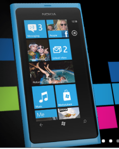 Nokia lumia 800 - Ongoing Issue Grab