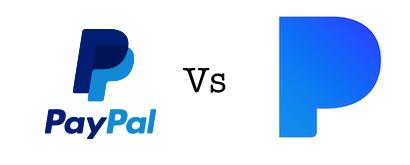 PayPal Vs Pandora Logos - OngoingIssues